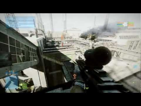 Battlefield 3 Close Quarters Multiplayer Meu Primeiro Vídeo Comentado