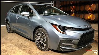 2020 Toyota Corolla Sedan – Redline: First Look