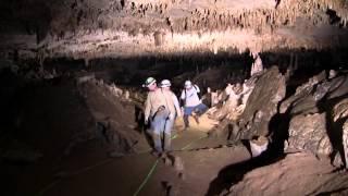 Tumbling Rock Cave, Alabama 2014