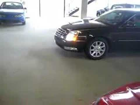 Cadillac DTS Rental Burnout Video