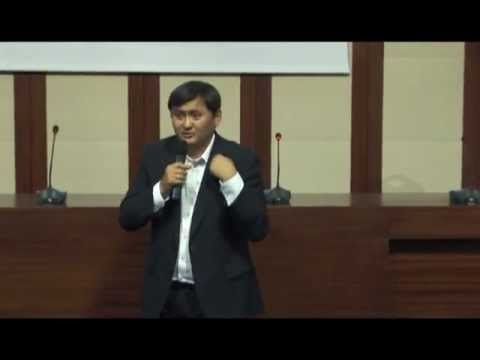 Career Strategies in Kazakhstan: Sayasat Nurbek at TEDxYesil