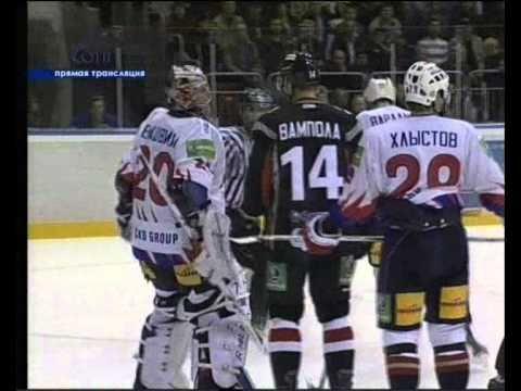 Обзор матча Трактор VS Металлург Мг 15.09.2010