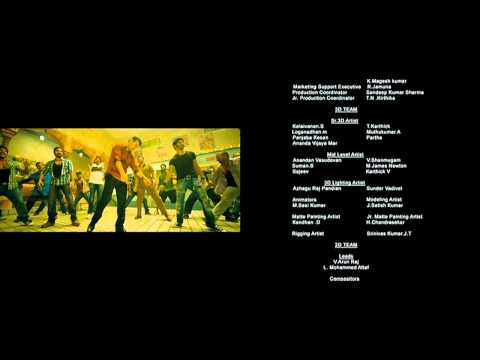 Vilayadu Mankatha  Extended Dance Mix 1080p hd