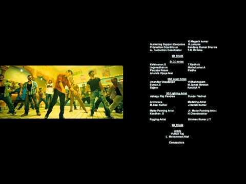 Vilayadu Mankatha  Extended Dance Mix 1080p hd