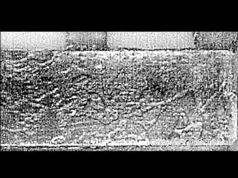 "Manifold-Microchannel Flow Visualization ( G=250 kg/m2s, Re=94, gap=70 mm, q""=40.9 W/cm2)"