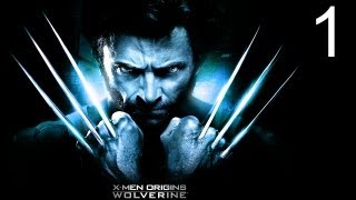 X-Men Origins: Wolverine - Walkthrough Part 1