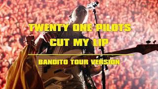 Twenty One Pilots - Cut My Lip (Bandito Tour Version) with live vocals