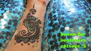 henna for beginners episode 5/10