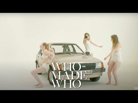 WhoMadeWho - Inside World