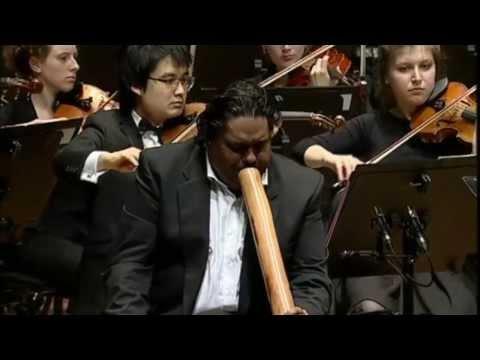 Didgeridoo Meets Orchestra