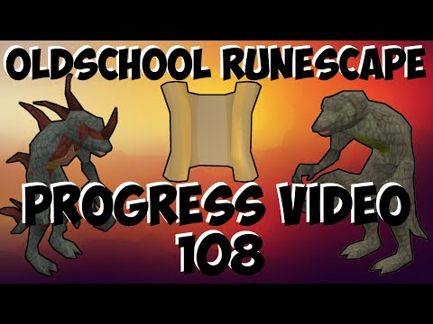 Oldschool Runescape - Crazy DKS Loot! + 63 Hunter! | 2007 Servers Progress Ep. 108