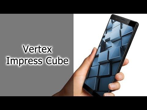 Обзор Vertex Impress Cube
