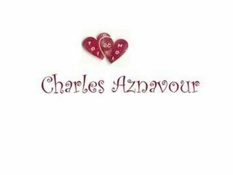 Charles Aznavour TOI ET MOI
