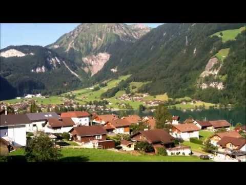 GoldenPass Line Switzerland - Luzern to Interlaken - July 2012