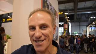 Eicma 2016: Interviste PreDakar 2017, Livio Metelli