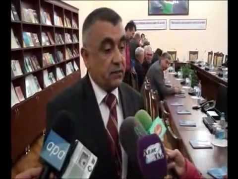 Sazımız-Sazbəndimiz kitabının təqdimatında Musa Nəbioğlunun müsahibesi www.azab.az