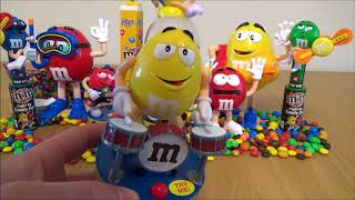 M&M's TOY COLLECTION