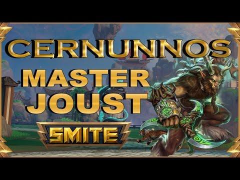 SMITE! Cernunnos, Vuelta a empezar :D! Master Joust S4 #1