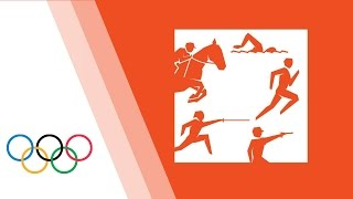 Modern Pentathlon - Men's Combined | London 2012 Olympic Games