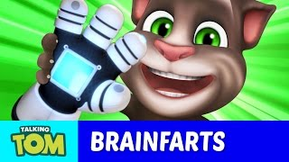 Unboxing Glove Phone - Talking Tom's Brainfarts