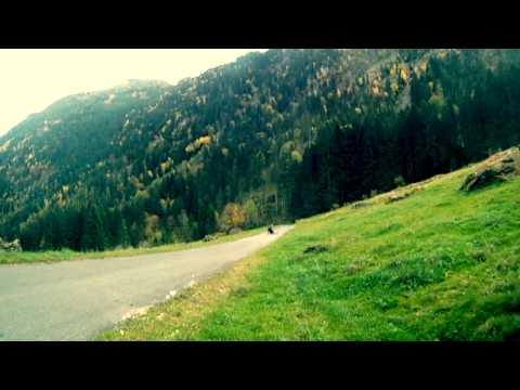 Longboard short Episodes: EP1 Switzerland