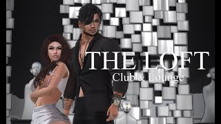 The Loft Club & Lounge Secondlife