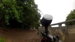 Paintball - Delta Force Cardiff - 'D-Day Landing' 1st Scenario Game 1