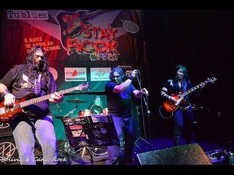 HARPPIA - 16/11/2014 - Teatro Mars - 6ª Aniversário da STAY ROCK BRASIL - São Paulo