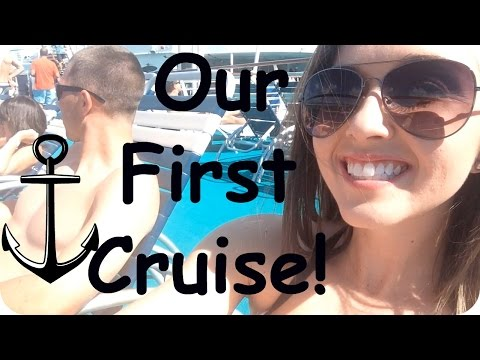 Summer Vlog 2015 #4!  Royal Caribbean Cruise!
