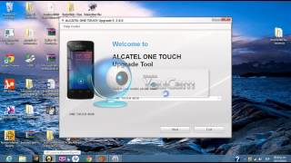 como flashear, revivir o volver a rom stock en alcatel one touch (Mejor explicado)