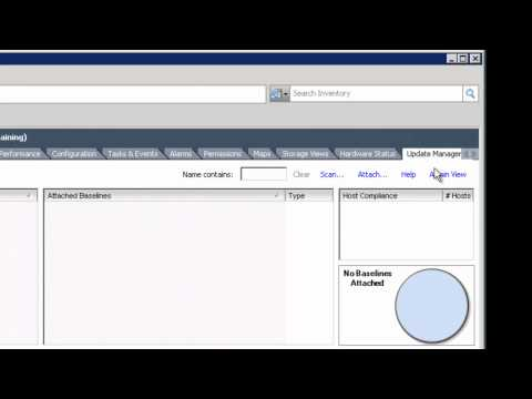 How to upgrade to VMware ESX 4.1 and ESXi 4.1 using VMware Update Manager