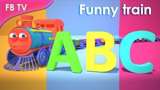 English alphabet for children from Funny Bunny TV