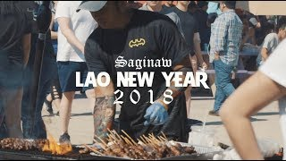 Saginaw Lao New Year 2018