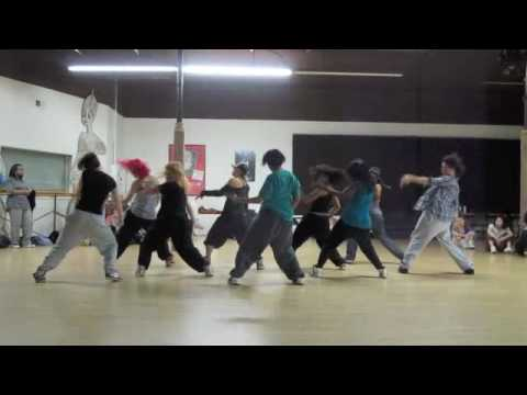 Ciara ride Choreo By Tricia Miranda video