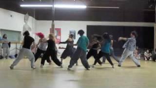 Ciara Ride choreo by TRICIA MIRANDA