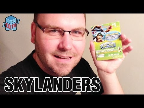 COTVlogs - Skylanders Swap Force UFO Hat