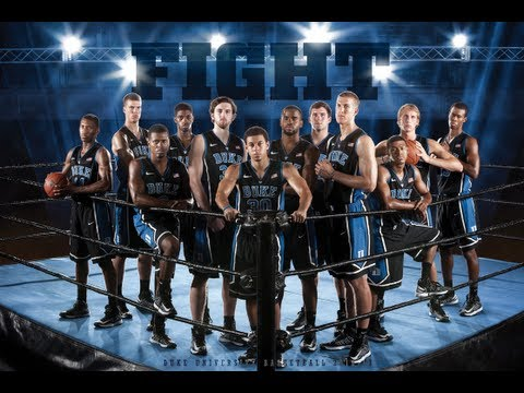 2012-13 Duke Basketball: Fight