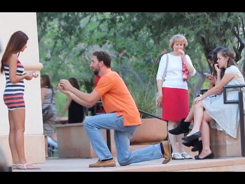 Proposal Prank Gone Wrong