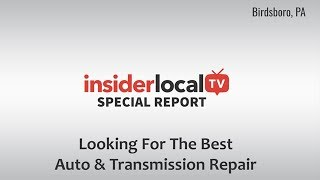 Best Auto Repair & Transmission Repair Near Birsdboro, PA | Lee Myles Autocare & Transmissions