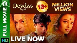 Devdas   Full Movie Live On Eros Now   Shah rukh Khan, Aishwarya Rai, Madhuri Dixit & Jackie Shroff