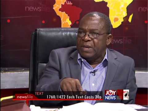 Court Matters - Newsfile on Joy News (15-6-13)