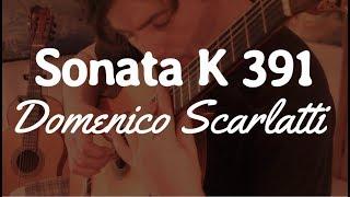 """Domenico Scarlatti """"Sonata K 391"""" by Fabio Lima"""