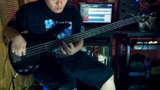 Miku Hatsune & Luka Megurine - Magnet [bass cover]