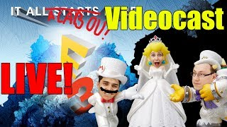 Videocast Adrenaline -  E3, E3 e também outras coisas