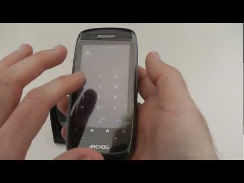 Archos 35 Smart Home Phone Unboxing & First Look