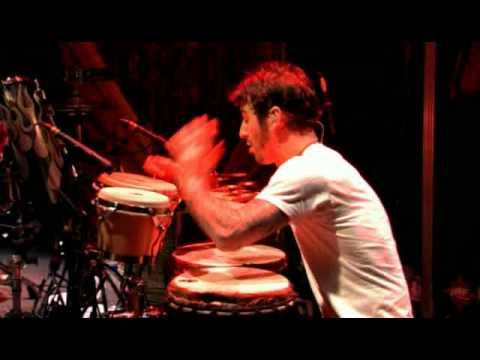 Godsmack - Drum battle acoustic