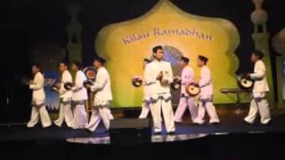 Qasidah Salten Fammily/Pon-Pes Al-Falah Salimah