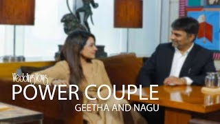 Meet The WV Power Couple: Geetha Nagu and Nagu Chidambaram