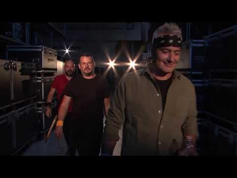 RAKTÁRKONCERT: Abaházi Csaba és zenekara / Behind the scenes