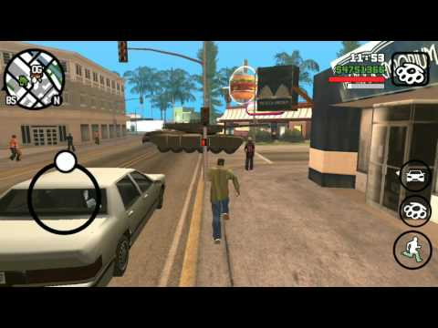 How to download GTA san Andreas cheats for Android